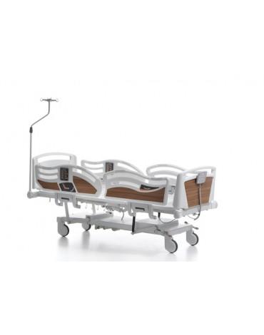 Pat spital cu motor