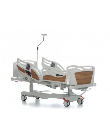 Pat spital cu motor column