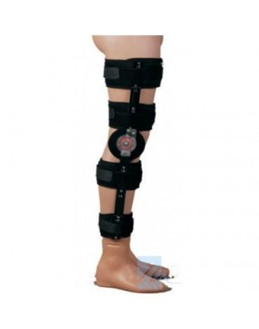 Orteza genunchi cu unghi ajustabila